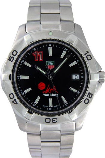 Back Dials TAG Heuer Aquaracer Limited Edition Fake Watches
