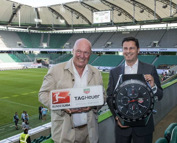 Cooperation Of Excellent TAG Heuer Replica Watches And Bundesliga