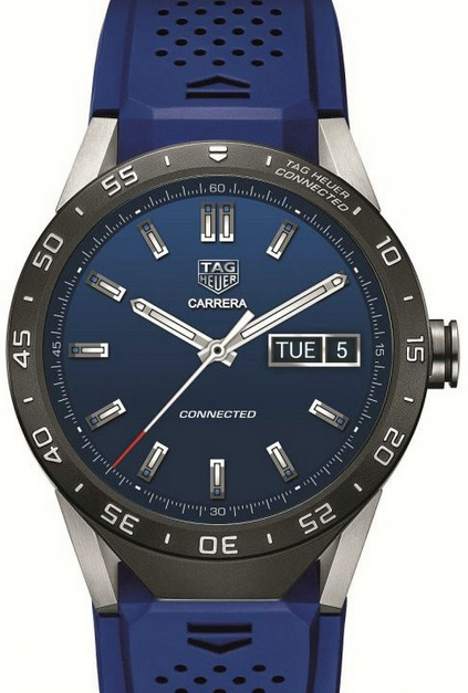 Special 46MM TAG Heuer Connected Fake Watches