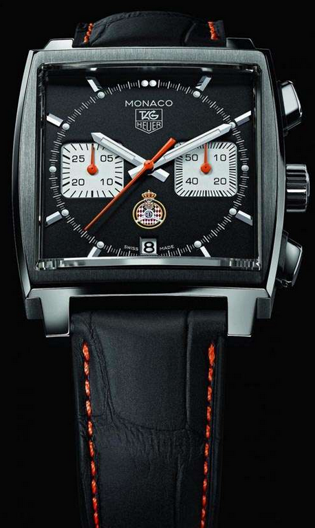 TAG Heuer Monaco Copy Watches With Steel Cases In The Le Mans